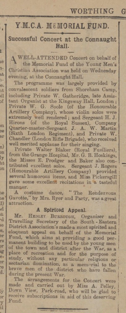 Worthing Gazette_27.2.1918