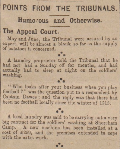 Worthing Gazette_14.3.1917