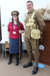 Project coordinator recruited by Gary Baines, Shoreham Fort!