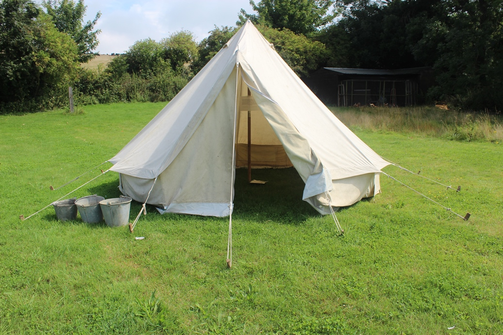bell-tent ... & archaeology | Shoreham WW1 Army Camp Project